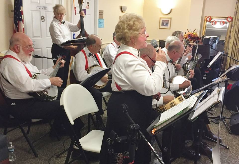 Wine And Cheese Party Featuring The Good Tymes Banjo Band